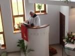 slávnostný kazateľ Mgr. J.Midriak biskup v.v